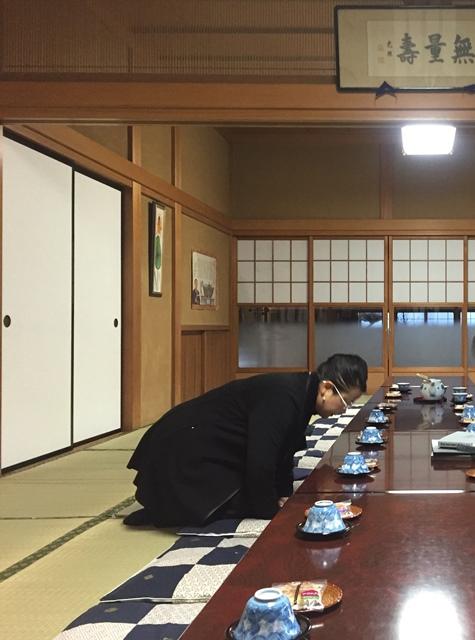 06大田区萩中 福称寺 【浄土真宗本願寺派・家族葬】施行例