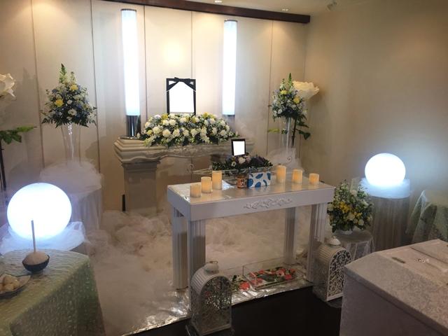 06-メモリアルハウス多摩 【無宗教 家族葬】施行例