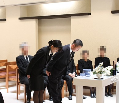 かわさき北部斎苑 【仏式 1日葬】 施行例
