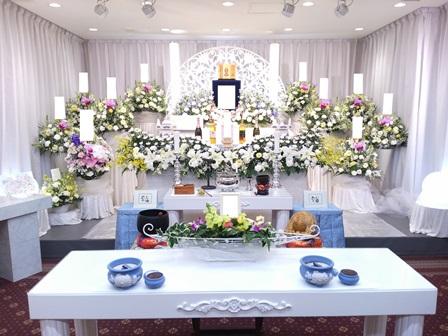 行華殿【仏式(真言宗) 家族葬】施行例